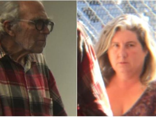 Daniel Panico, 73, and Mona Kirk, 51, are charged with