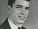 A portriat of John McCain during his senior year at