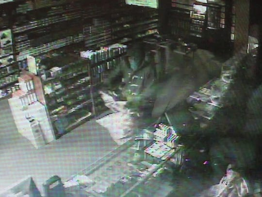 Just before 5 a.m. Monday, cigarettes, hookah pipes and cash were taken during a break-in at Wild Bill's Tobacco Store in the 46000 block of Romeo Plank.