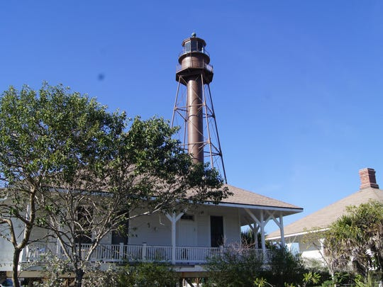 On the east end of Sanibel Island is where you'll discover