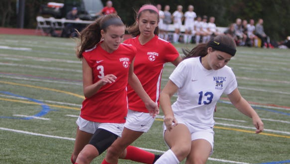 Somers closes out the regular season against Arlington