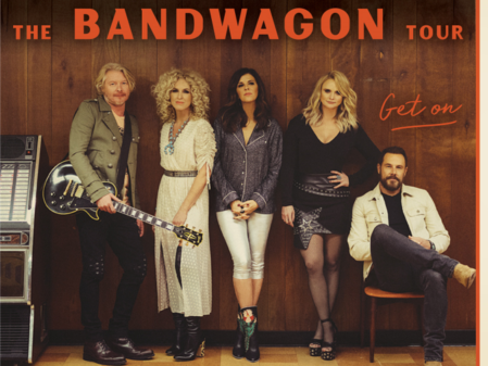 Win a pair of tickets to see the country superstars 7/14. Enter 6/20-7/8.