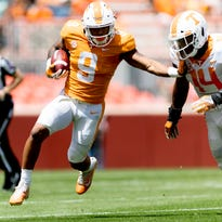 Five Tennessee Vols who helped their stock with their spring game performance