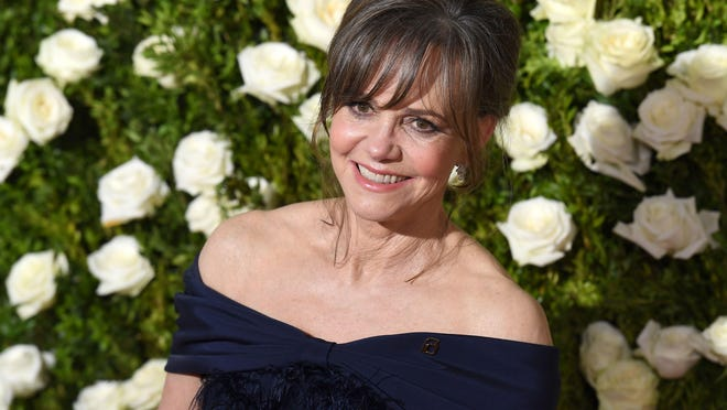 Oscar winner Sally Field says she didn't publish the book to expose Hollywood or to reveal aspects of her life: She wrote it for herself.