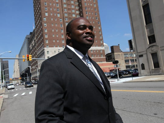 Odis Jones is CEO of the Public Lighting Authority of Detroit.