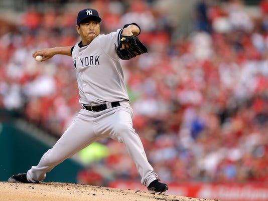Yankees Cardinals Baseball