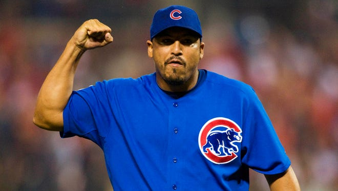 Carlos Zambrano finished fifth in Cy Young Award voting three times.