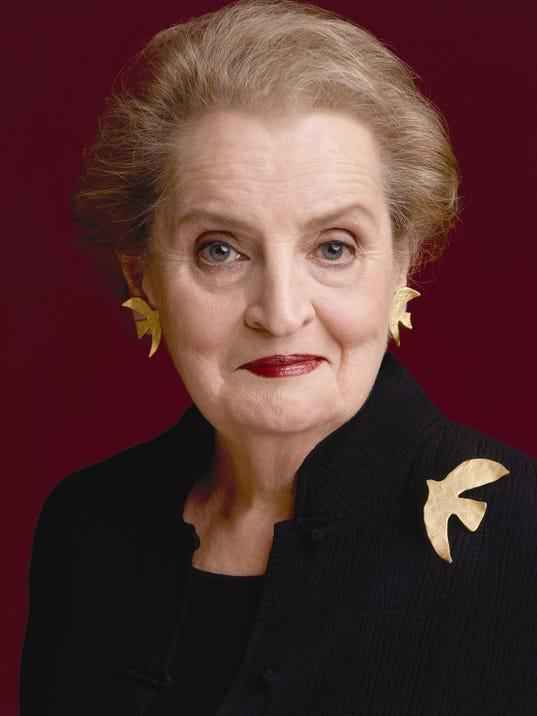 Madeleine Albright | just b.CAUSE