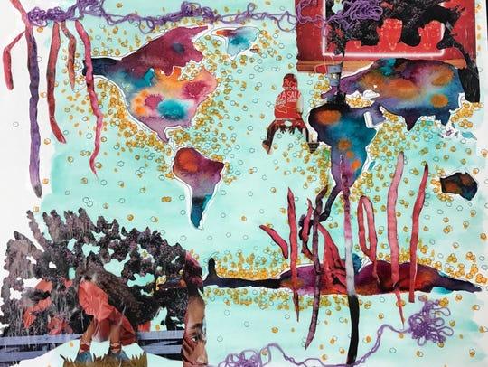 Dreadz by Sophia Swanson