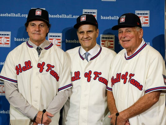 Hall Of Fame Inductions Managers Baseball