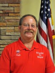 Port Clinton Mayor Hugh Wheeler.