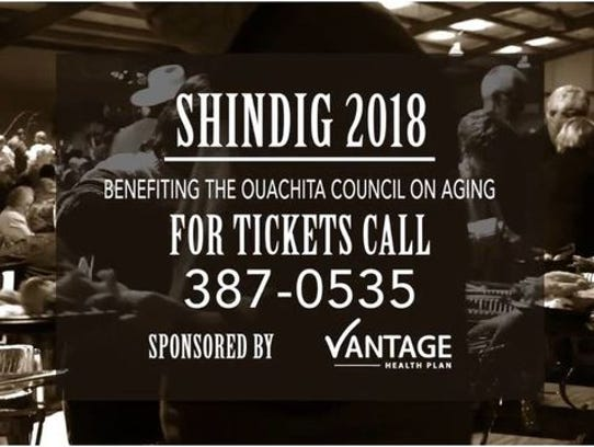 Shindig 2018 is Friday.