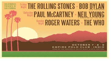 How to buy Desert Trip tickets -- on sale Saturday