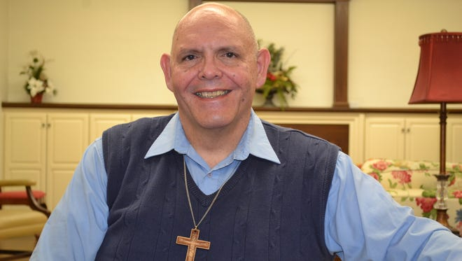 Pastor David Hendricks said he has been impressed by the leaders of the Celebrate Recovery meetings that are held at St. John's Lutheran Church in Oak Harbor. The Christ-focused program takes participants through Biblical-based recovery steps. It is open to anyone with addiction or brokenness issues.