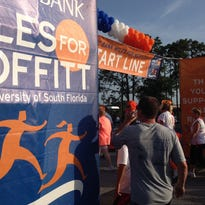 Folks from 10 News are gearing up for Miles for Moffitt and we'd love for you to join us.