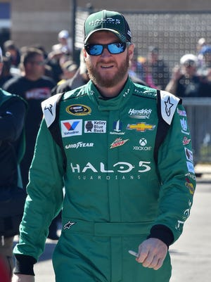 Dale Earnhardt Jr. has not won at a 1.5-mile track in 107 races.