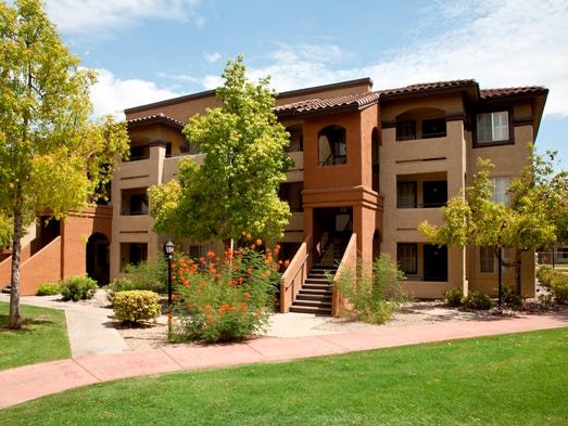 PB Bell has acquired a collection of Valley apartment complexes for $168 million.