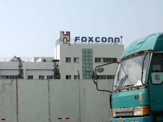 With Taiwanese company Foxconn proposing a huge, high-tech