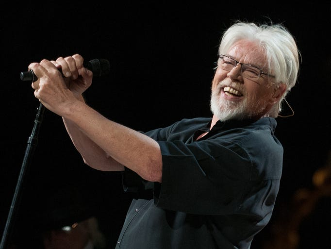Bob Seger performs to a sellout crowd.