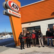 Streetwise: A&W grand opening brings out the hungry people of Spencer
