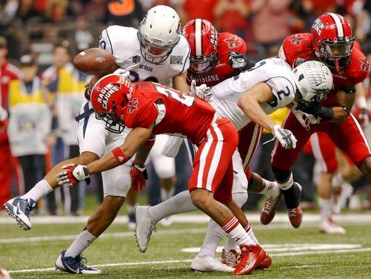 NCAA Football: New Orleans Bowl-Nevada vs UL Lafayette