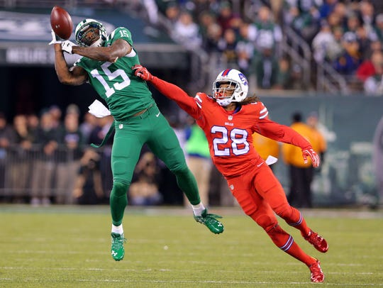 Ronald Darby had brilliant rookie campaign as he recorded