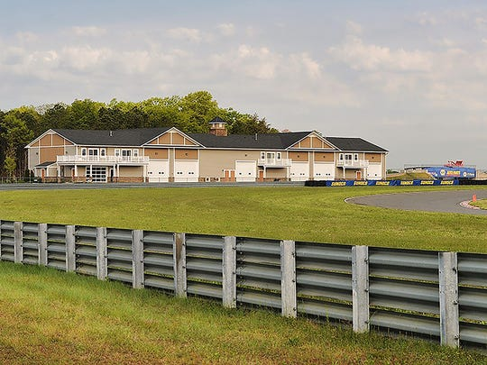 NJMP has space to build about 200 more garages.