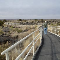 Adventures in the Southwest: Petroglyphs and lava flows in southern New Mexico