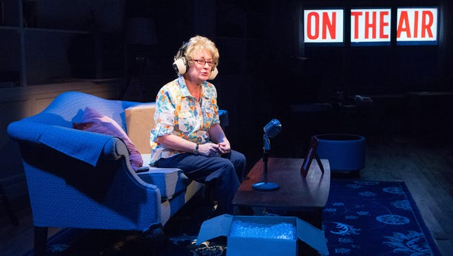 """Jane Ridley in """"Becoming Dr. Ruth."""""""