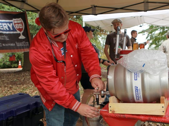 Carolina BrewHaHa will celebrate its fourth year on Saturday from 2-6 p.m.