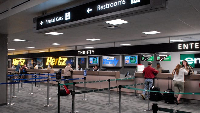 Travelers are often faced with a hard sell for insurance at the rental car counter.