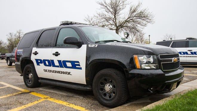 Oconomowoc Police Department squad car.