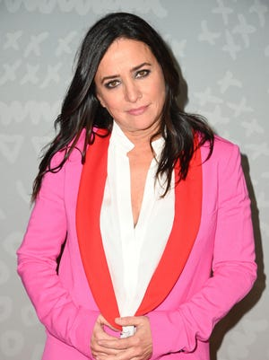 """Actress Pamela Adlon attends the red carpet event for FX's """"Better Things"""" season three premiere on February 26, 2019 at The Eli and Edythe Broad Stage in Santa Monica, California. (Photo by Robyn Beck / AFP)ROBYN BECK/AFP/Getty Images"""