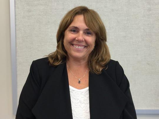 Tracy Krum, Superintendent of Schools at Dover Area School District.
