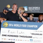 Four area chefs in World Food Championships this week