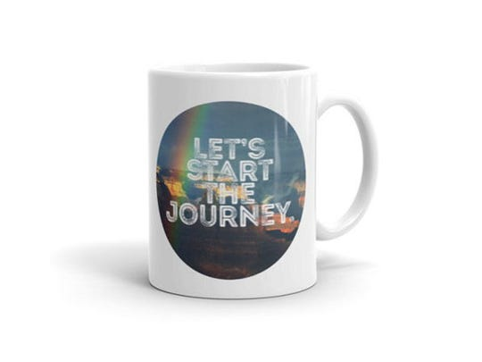 Start The Journey Mug
