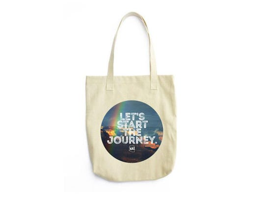 Start the Journey Tote