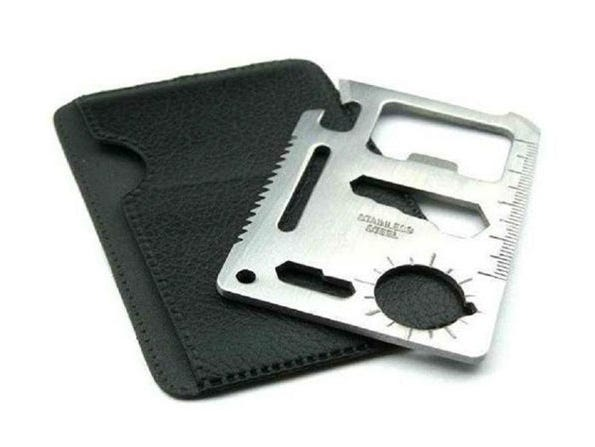 Convenience and practicality in the form of a multi-tool that fits perfectly in your wallet or purse.