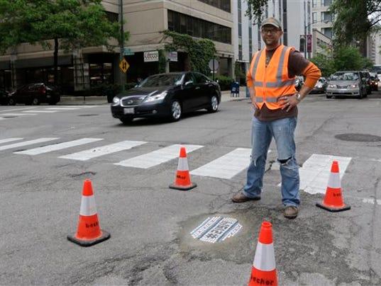 Mosaic Potholes _Hess