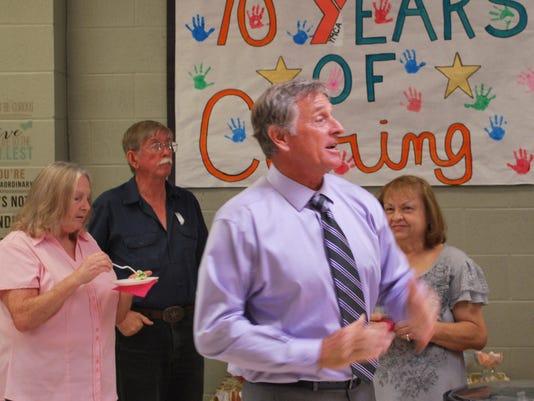 YMCA 70th anniversary