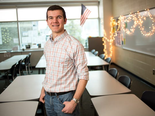 Marysville High School senior Joshua Latham, 17, has been named a Presidential Scholar candidate for his academic achievements, including a perfect score on the ACT.