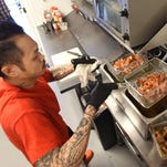 PHOTOS - Milford's River's Edge brewery welcome Chino Loco's food