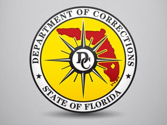 Florida Department of Corrections logo.