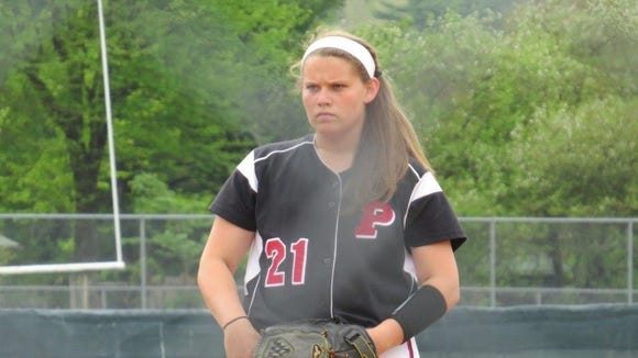 Pisgah sophomore Jordan Kielson has committed to play college softball for Lander (S.C.).