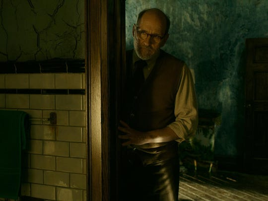 Richard Jenkins portrays a closeted gay man in the early 1960s in the movie.
