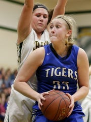 Wrightstown junior Lexy Wolske has scored double-digit