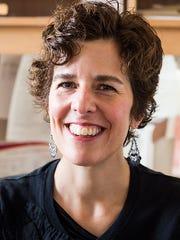 University of Wisconsin-Madison professor Kathy Cramer,