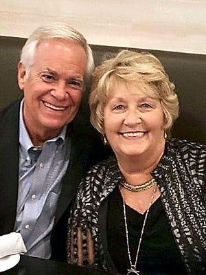 Debora (Debby) and David Gray