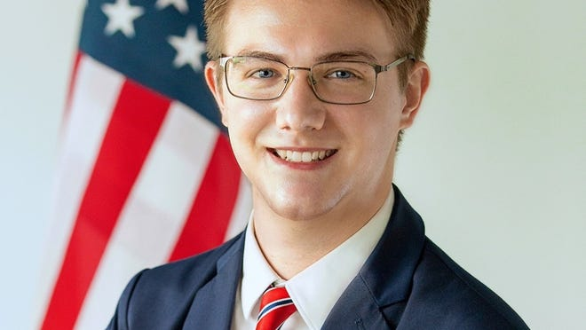 Republican Evan Gendreau is running for state rep. in the 8th Bristol District.