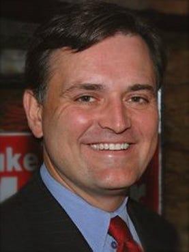 Republican Luke Messer is the representative of the 6th Congressional District.